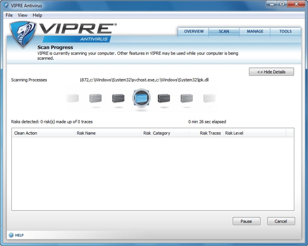 GFI Vipre Antivirus