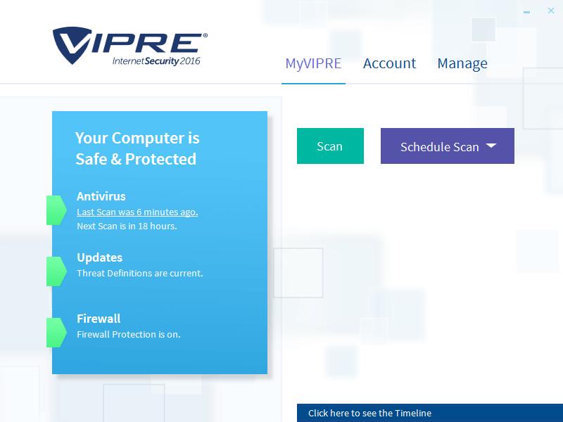 GFI Vipre Internet Security