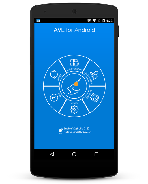 Antiy AVL for Android