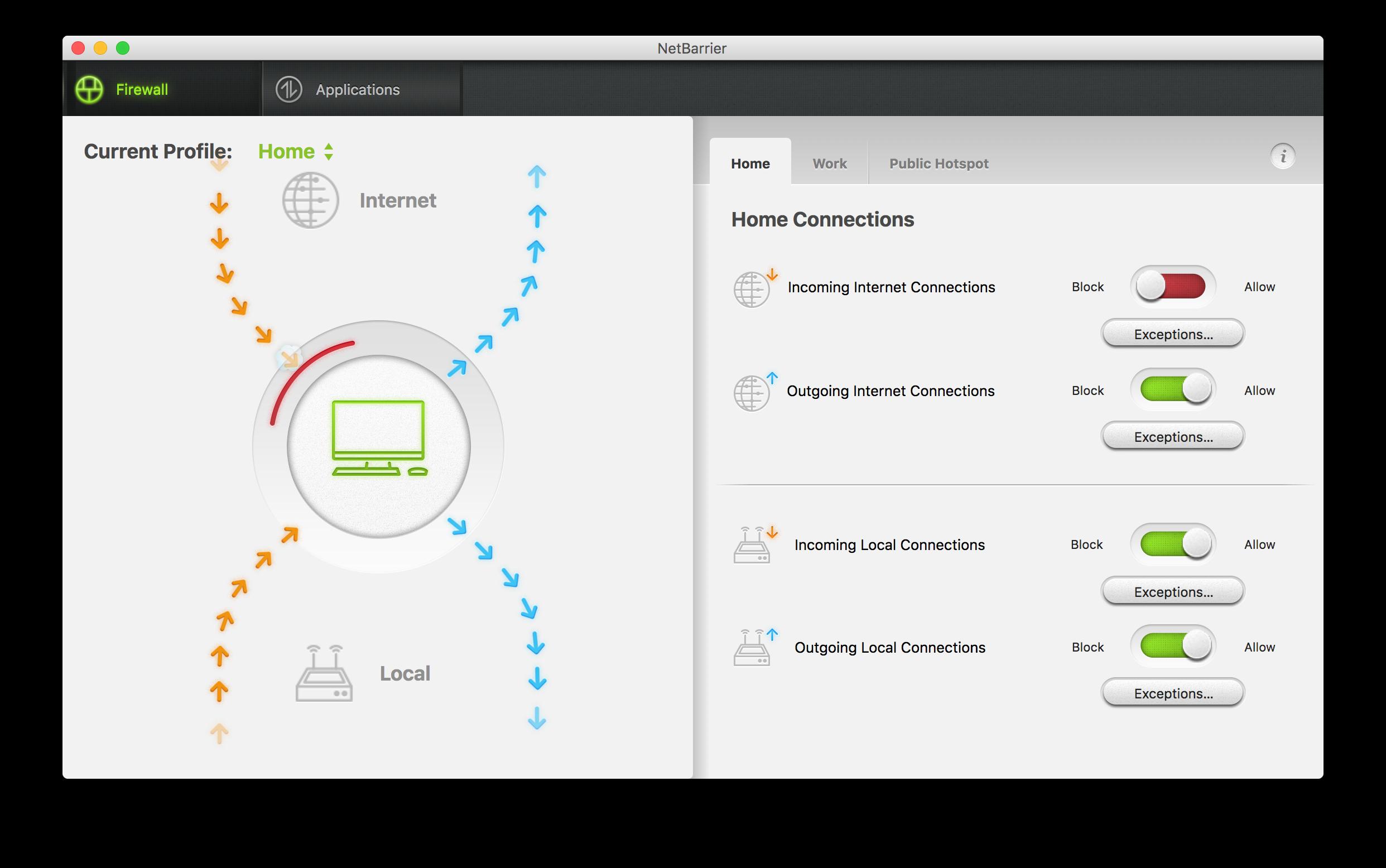 Intego Mac Premium Bundle - NetBarrier