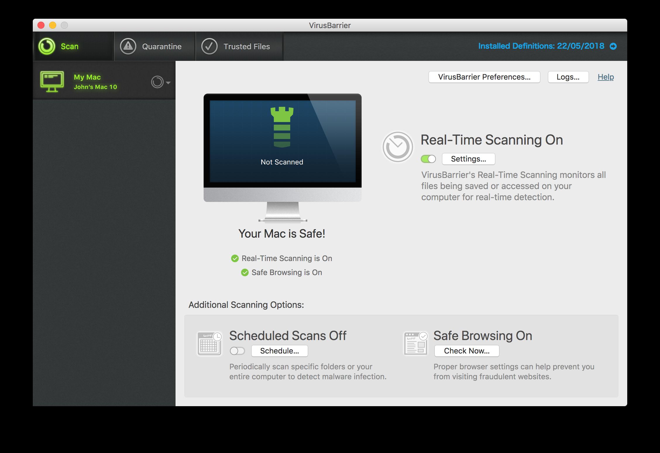 Intego Mac Premium Bundle - VirusBarrier