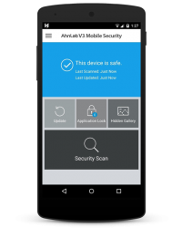 Ahnlab V3 Mobile Security 2015