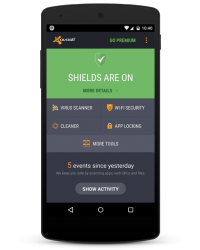 Avast Mobile Security 2015