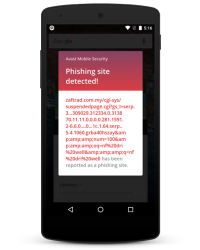 Avast Mobile Security - Anti Phishing