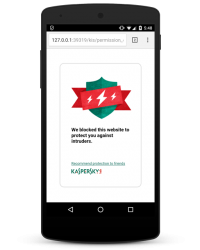 Kaspersky Antivirus & Security 2016 - Web Protection