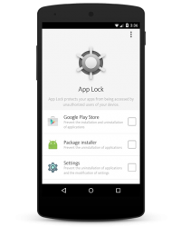 Avira Antivirus Security 2015 - App Lock