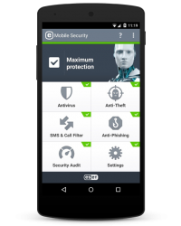 ESET Mobile Security 2015
