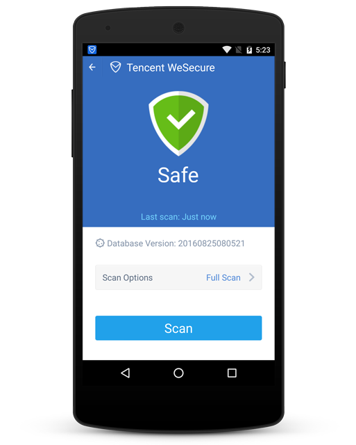 Tencent WeSecure