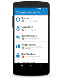 Sophos Mobile Security 2015