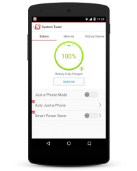 Trend Micro Mobile Security 2015 - System Tuner