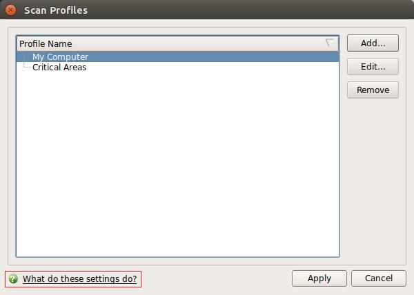Comodo Antivirus for Linux