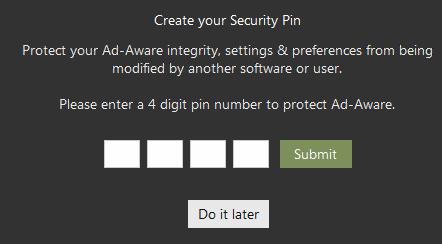 Lavasoft Ad-Aware Pro Security