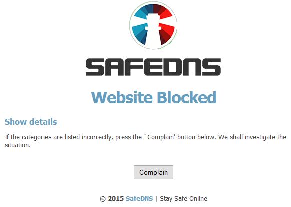 SafeDNS