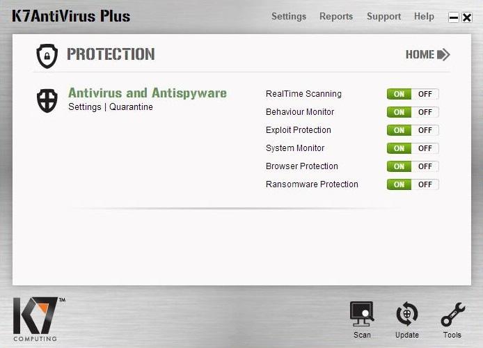 K7 Antivirus Plus