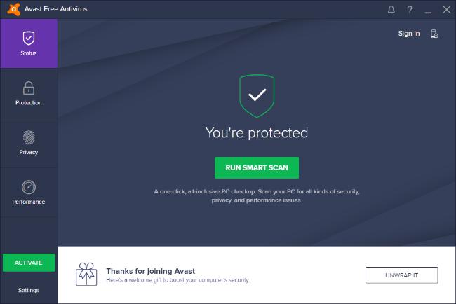 avast antivirus 2017 64 bit
