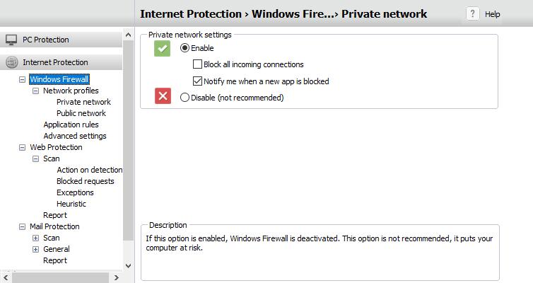 avira free antivirus exception list