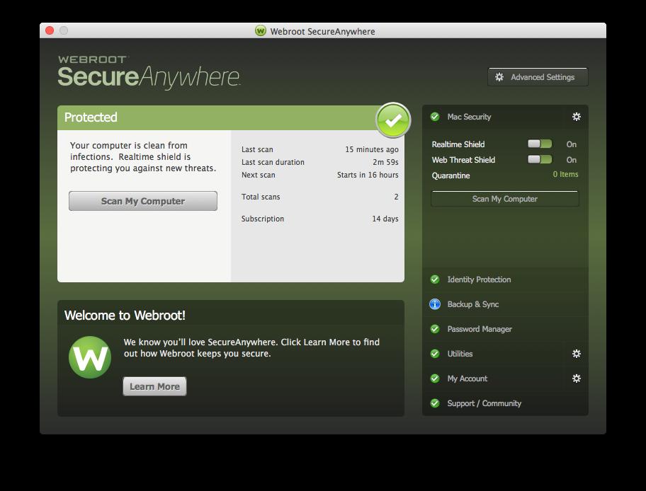 webroot-main-program-window