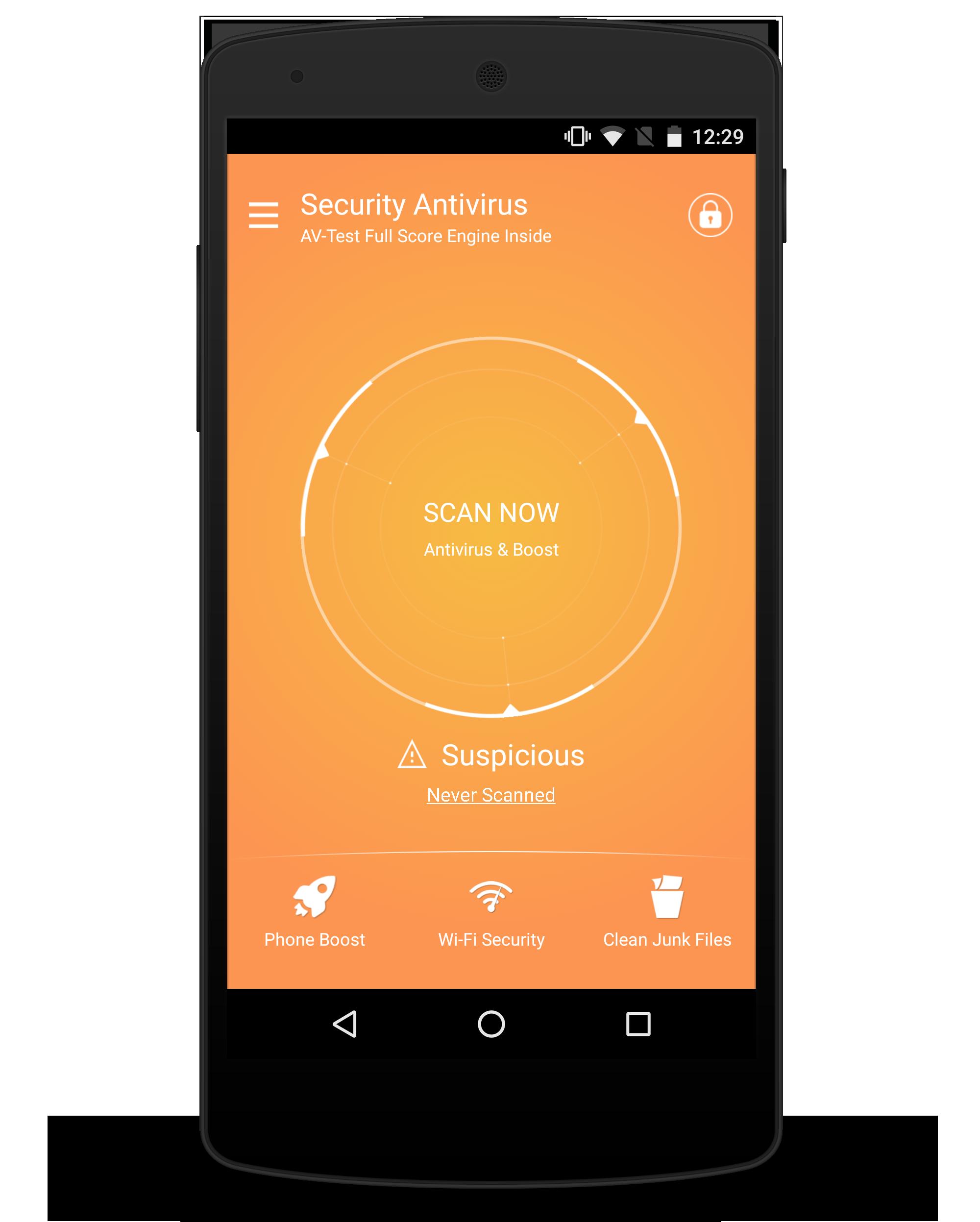 AI Max Dev Labs Security Antivirus - Max Cleaner