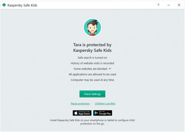 Kaspersky Safe Kids Premium for Windows