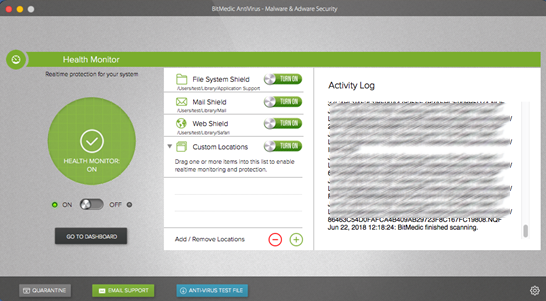 BitMedic Antivirus & Malware Security