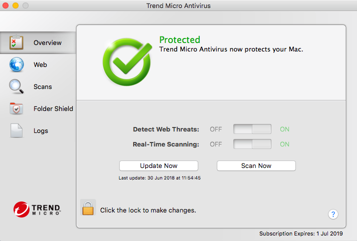 how to temporarily disable antivirus on mac