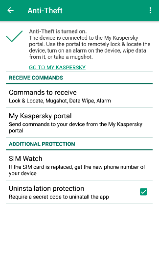 Kaspersky Lab - Internet Security