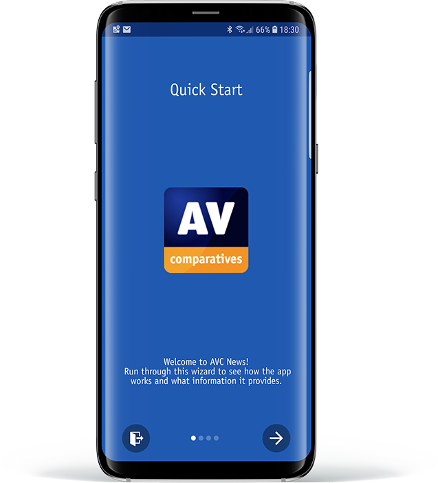AVC-News App For Android