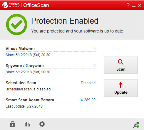 Trend Micro OfficeScan XG