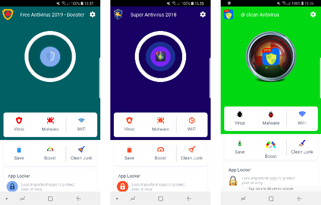 Android Test 2019 – 250 Apps | AV-Comparatives