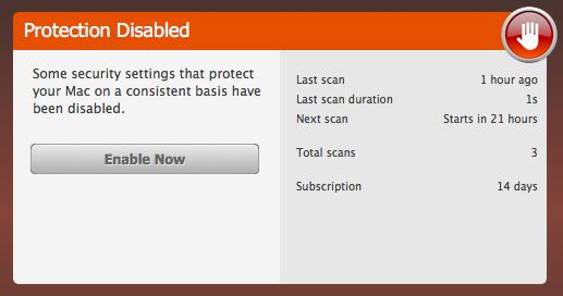 Webroot SecureAnywhere Antivirus for Mac