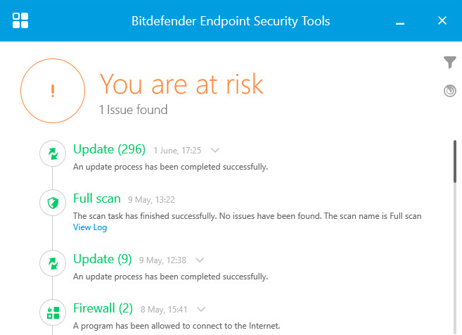 Bitdefender Endpoint Security Elite