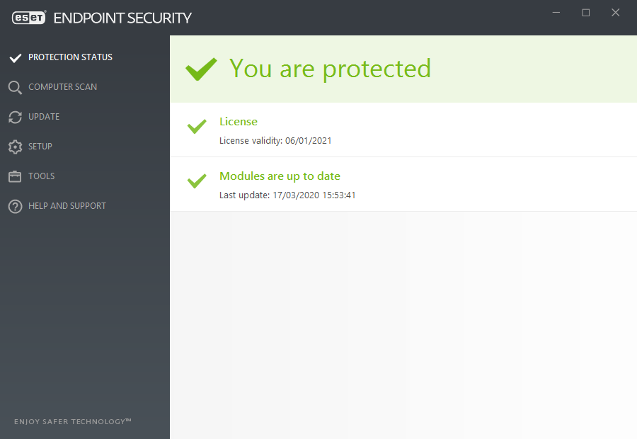 ESET Endpoint Protection Advanced Cloud with ESET Cloud Administrator