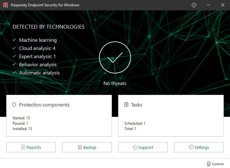 Kaspersky Endpoint Security for Business (KESB) - Select