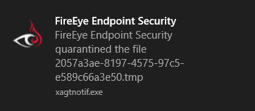 FireEye Endpoint Security