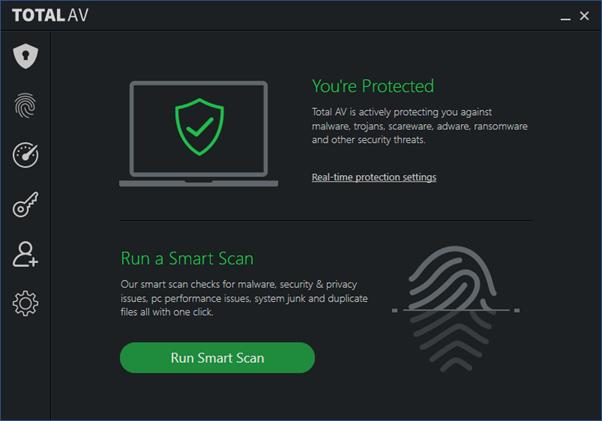 Total AV Antivirus Pro