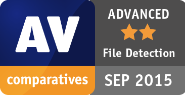 File Detection Test September 2015 - ADVANCED
