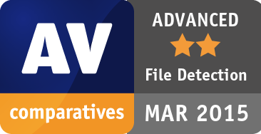 File Detection Test March 2015 - ADVANCED