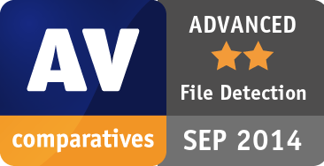 File Detection Test September 2014 - ADVANCED