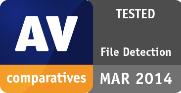 File Detection Test March 2014 - TESTED