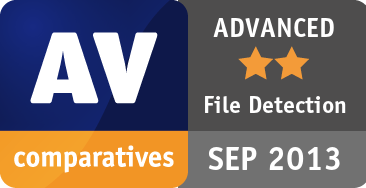 File Detection Test September 2013 - ADVANCED