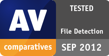 File Detection Test September 2012 - TESTED