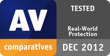 Real-World Protection Test August-November 2012 - TESTED