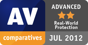 Real-World Protection Test March-June 2012 - ADVANCED