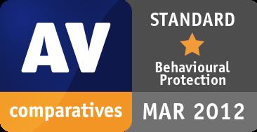 Retrospective / Proactive Test 2012 - STANDARD