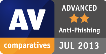 Anti-Phishing Test July 2013 - ADVANCED