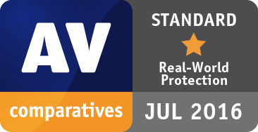 Real-World Protection Test February-June 2016 - STANDARD