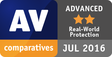 Real-World Protection Test February-June 2016 - ADVANCED