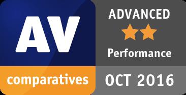 Performance Test October 2016 - ADVANCED