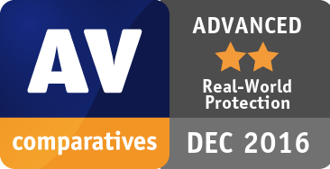 Real-World Protection Test July-November 2016 - ADVANCED