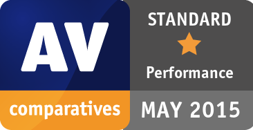 Performance Test May 2015 - STANDARD